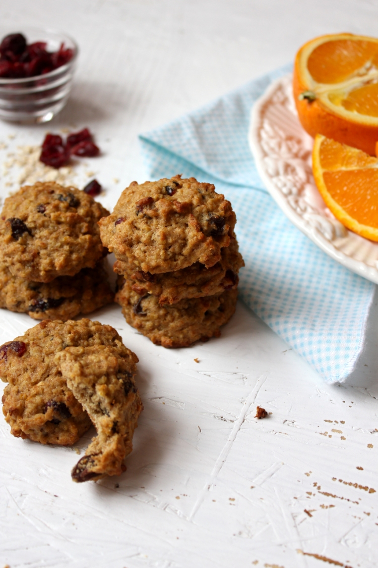 Are Orange Oatmeal Cookies Healthy
